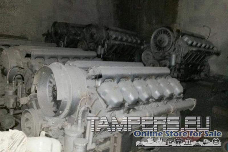 Tatra 813 8x8 - Motor Start: 18 liter Hubraum V12 - YouTube