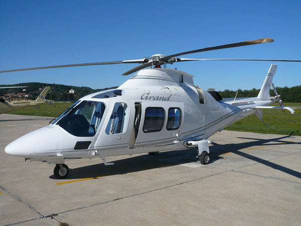 A 109 VIP Helicopter VIP For Business For Rent