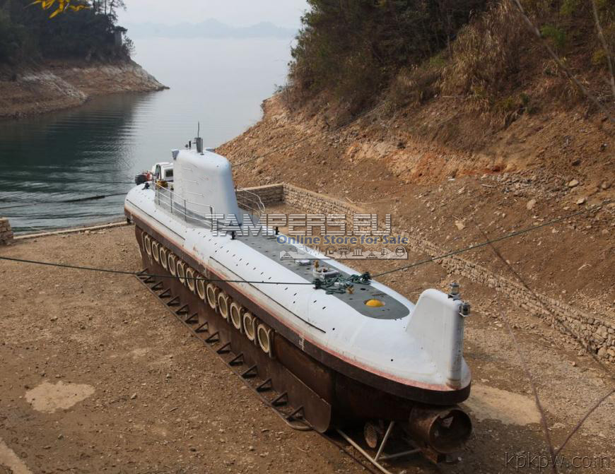 New Diesel-electric Tourist submarine {48 person+3 crew} for Sale