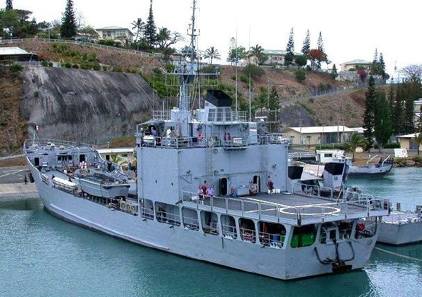 Military Navy Transport Ships for Sale