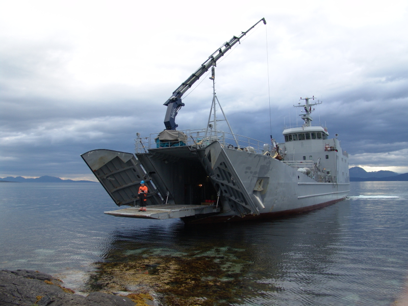 military landing craft for sale demilitarized 2 pct