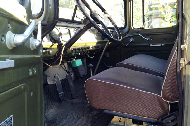 zil 131 military truck demilitarized for sale. Black Bedroom Furniture Sets. Home Design Ideas
