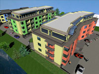 INVESTMENT PROJECT: Complex apartments, Balchik municipality, Bulgaria is looking for Investor or for Sale {ROI = more 15%}