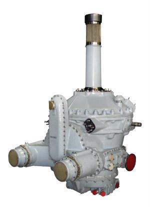 Главен редуктор ВР-14 {TSO=0 h, След кап.ремонт 2012} за Продажба