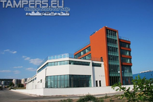 Business complex in Varna