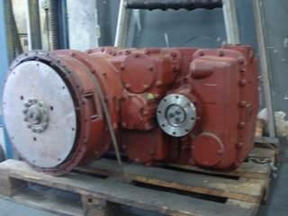 REM.4W65II New Main gear box {Available - new} (Replace Plasser 4WG65II)