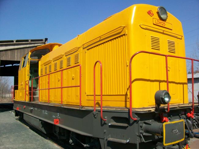 LDE 1250 CP (REBUILT 2011-2012)