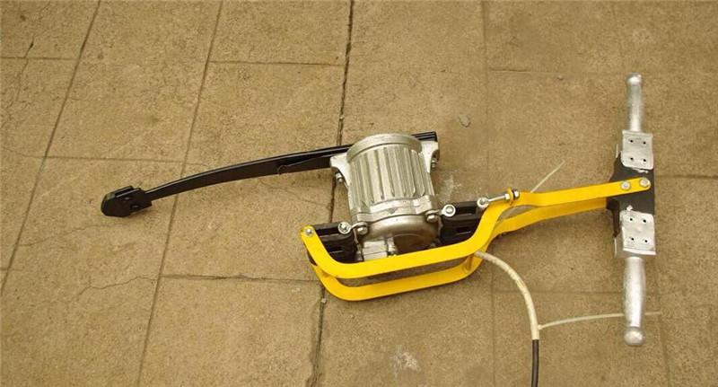REM.D3 Нов железопътен електрически инструмент (подбиване/трамбоване) за Продажба
