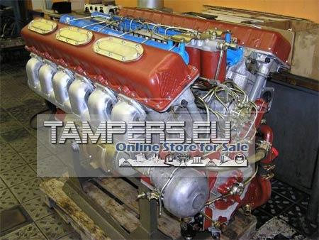 B-54 (55), B-401 Дизелов двигател {Консервирани, технически нови} за Продажба