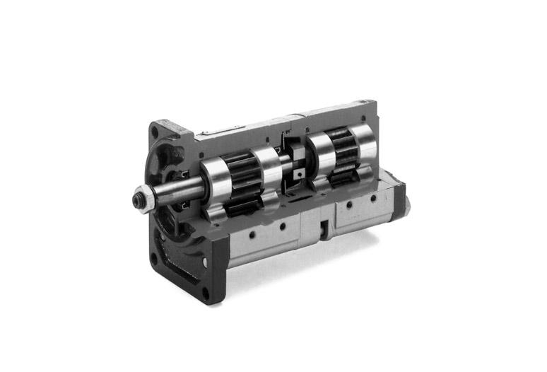 REM.62.05.1000.333 Pump (Replace Plasser 62.05.1000.333)