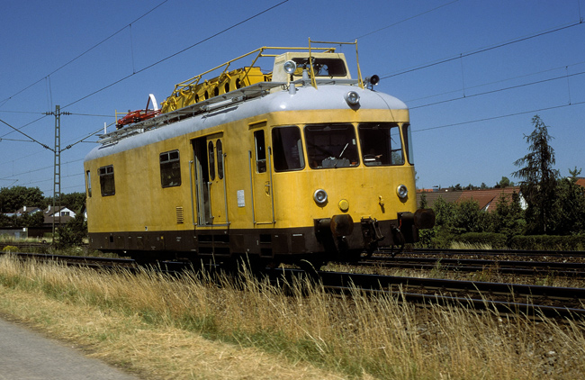 MAINTENANCE RAIL CAR 702-1969 year FOR SALE
