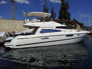 Cranchi Atlantique 50 яхта (2008) за Продажба