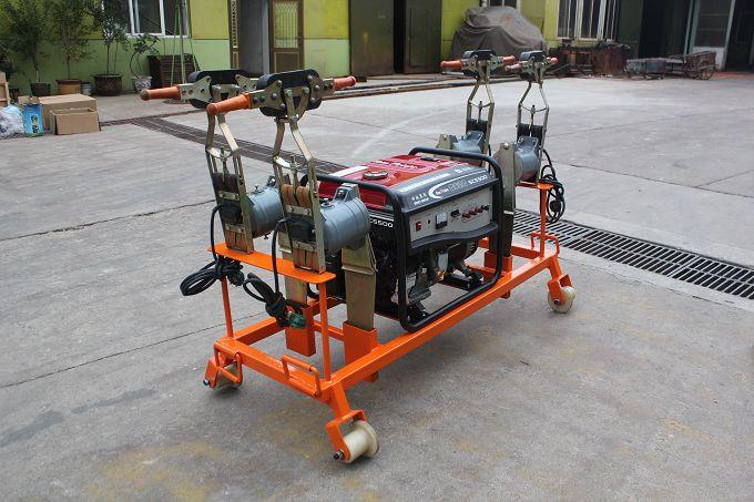 REM.D3x4 Нов железопътен електрически инструмент К-т (подбиване/трамбоване) за Продажба