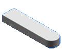 REM.U20.262 Fitting keys (Replace PLasser U20.262)