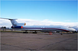 Туполев Ту-154М VIP {2000 година} за продажба