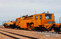 *PRO* 2015 year New Dynamic tamping express VPR-02M/PST-1 {II generation, Production in 2015, Broad Gauge Track=1435mm, Available replacement of 1520mm or 1676mm} for Sale or Operating lease