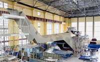 The Ex-military Aircraft plant in Europa for Sale or looking for Investors {ROI=over 20%} or for Sale in AUCTION.TAMPERS.EU