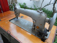 Ex-Military Russian mobile sewing machine - unique - for Sale