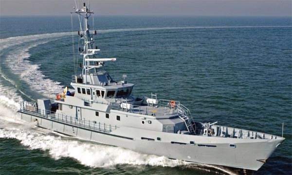 ex-Navy (2 PCT) Patrol Ships 2004 *Demilitarized, located in EU for Sale {Vendor Contact Information, you can downloadable by paying 400 euros!}