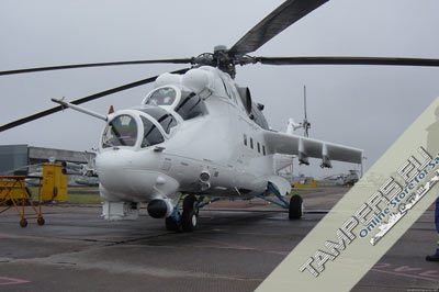 VIP 2016 REBUILT MIL Mi-24P *VIP Ex-military* Hind-F {Demilitarized} {04 PCT} for Sale in AUCTION.TAMPERS.EU