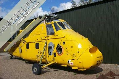 Wessex XV720  Вертолет {Демилитаризиран} за Продажба