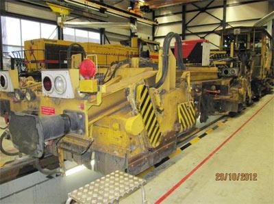 Ballast regulator SSP 12* - 1994 - For Sale