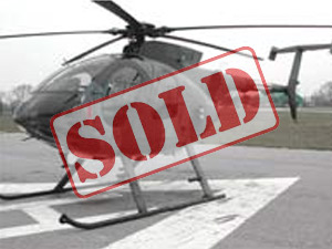 Ex-military MD Helicopters {MD-500 Demilitarized} {04 PCT} for Sale