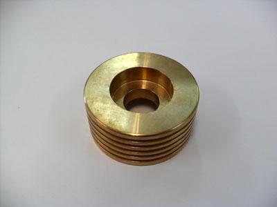 REM.2E35.303 (2E35.303) Piston (Replace Plasser 2E35.303)