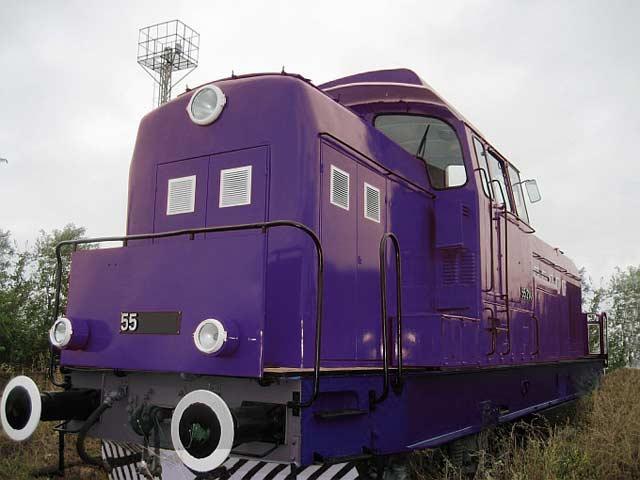 LDE 1250 CP BDJ 55-00. (REBUILT 2011)