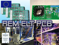 REM.EK-650P-00 PR. Circuit board cpl (Replace Plasser EK-650PX-00 or EK-650P-00)