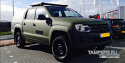 Armored SUV (VIP) VW Amarok 2.0 TDI Highline 2016 {BR4 protection level} for Sale