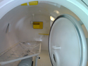 Military hyperbaric chamber EU certified