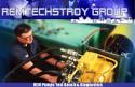 {REMTECHSTROY.EU} Test Bench & Diagnostics & Bidding repair of hydro-motor SAUER DANFOSS