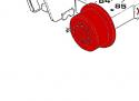 REM.GLF311.856 Колело (Заменя Plasser GLF311.856)