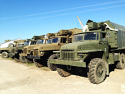 URAL 375 military truck (Demilitarized) for Sale