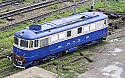 Diesel Electric locomotive: LDE 2100 - 2008 repairs