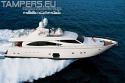 Luxury Motor Yacht Ferretti 830 (2008)