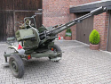 Antiaircraft gun ZU-23, Deco {Demilitarized} for Sale