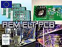 REM-561P-00A (EK-561P-00A) Pr. Circuit board cpl. (Replace Plasser EK-561P-00A)