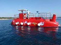 NEW Diesel-electric Tourist Semi submarine {Production in 2015, 12+1 person} for Sale