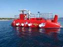 НОВА Дизел-електрически Туристическа Semi подводница {Производство 2015, 12+1 местна} за Продажба