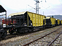 Used Faccpp Ballast wagons wanted