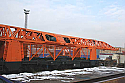 REBUILT 2013* year Rebuilt Railway Track-Laying Crane UK25/9-18/ Broad Gauge Track: 1520 mm