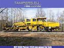 Баласто планираща жп машина Plasser USP 2000* (1520 mm междурелсие) за Продажба {Достъп само за регистрирани клиенти}