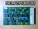 REM-2140LV-00 (EK-2140LV-00) PR. Circuit board cpl. {Replace Plasser EK-2140LV-00}