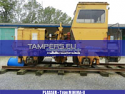Universal tamping machine for track and switches Plasser Minima-2