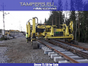 Railway Track-Laying Crane TL-50 Desec for Sale {Access only for registered customers}
