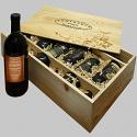 Set Stambolovo vintage-1986g.; 1987g.; 1988g., 1989 g.; 1990g.; 1991g. 6 bottles