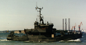 Ex-Navy Command Search & Research ship  {Demilitarized} for Sale