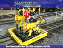 REM.D22-600 New Rail Tamping Machine Set for Unimog {Hydraulic tamping Unit, Broad Gauge Track=600 mm} for Sale